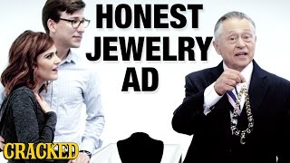 If Jewelry Commercials Were Honest