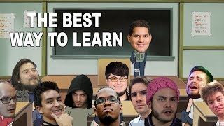 The MOST EFFECTIVE Way To Learn Fighting Games (Or Anything At All)