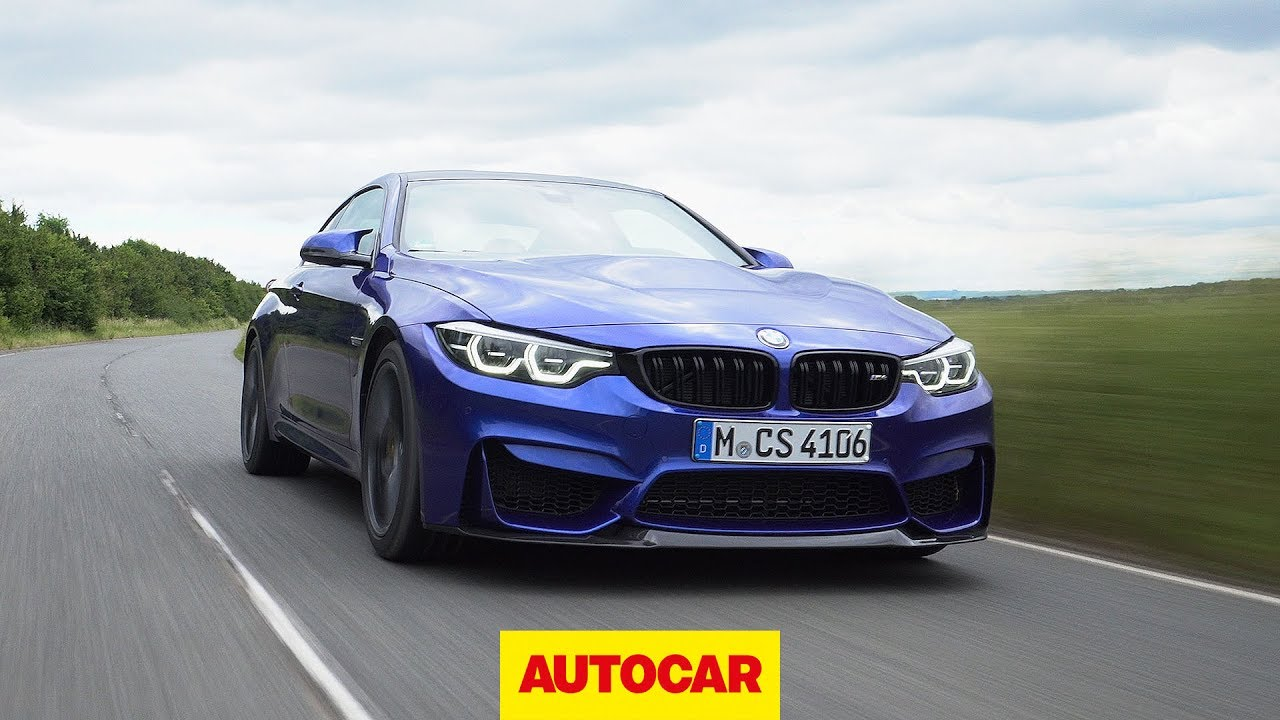 2017 bmw m4 cs: is the new 454bhp cs worth its £90k price tag