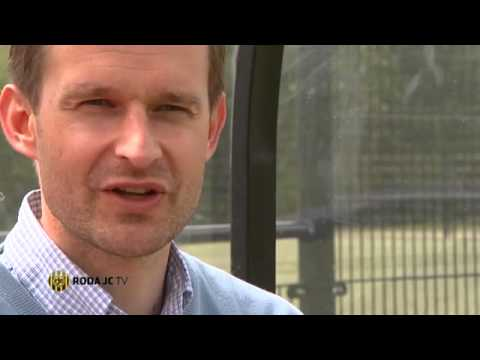 Limburgse passie: Bram Castro redt Roda JC