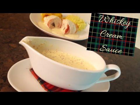 Whiskey Cream Sauce Recipe