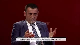 Brahimaj: Thaçi, Veseli e Luan Haradinaj i lyejnë shtëpinë një plaku në Deçan