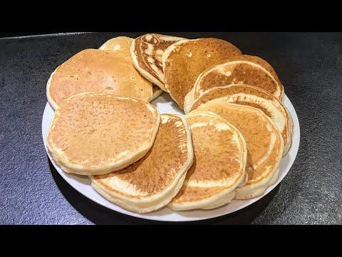pancake-sans-Œufs-fait-en-moins-de-10-min