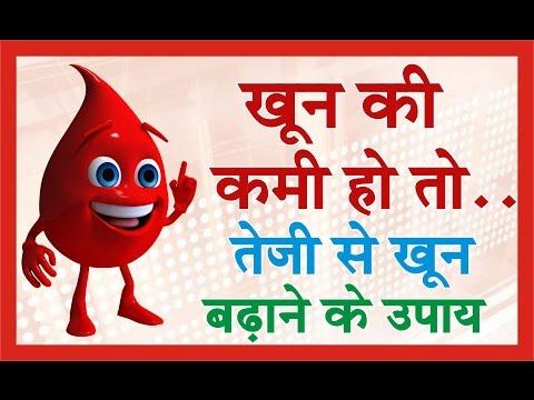 शरीर में खून की कमी है तो.... तेजी से खून बढ़ाने के उपाय Mp3
