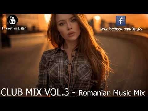 ❄️ Romanian Club Hits 2017 | Club Mix winter ❄️