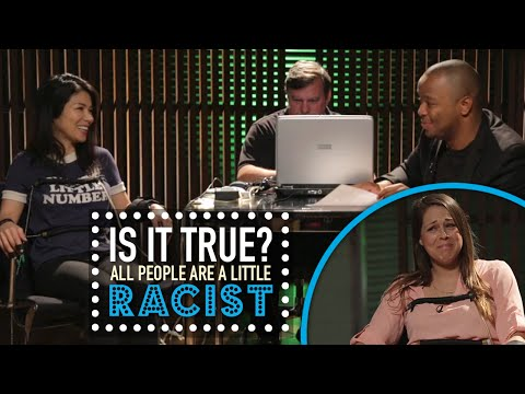 Thumbnail: All People Are Racist? - Is It True