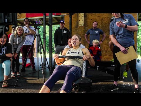 The 2020 CrossFit Games continue Oct. 19
