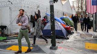 San Francisco rolls out homeless tracking system - TomoNews