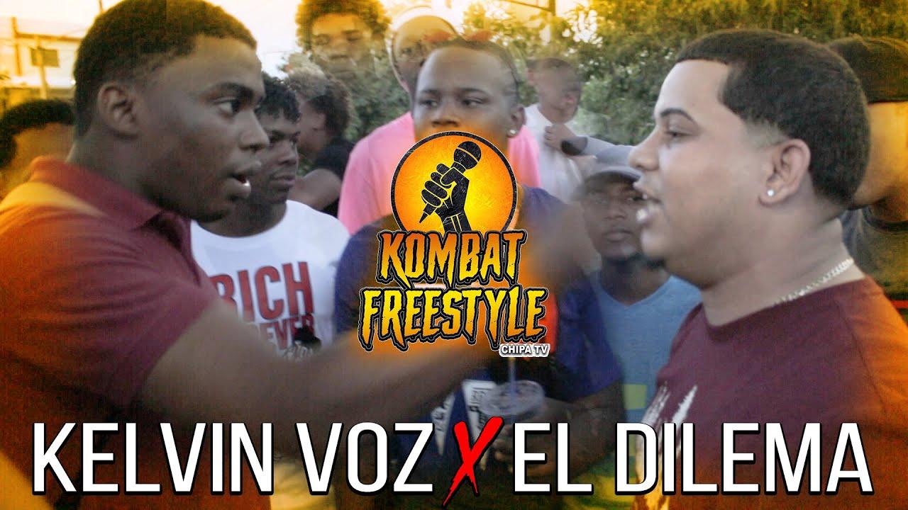 KELVIN VOZ Vs EL DILEMA - KOMBAT FREESTYLE 4X4