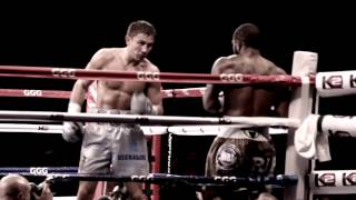 Gennady GGG Golovkin vs. Curtis Stevens, TKO, November 2nd 2013, New York City, USA