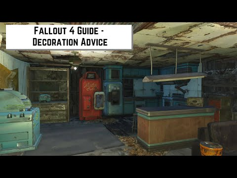 Fallout 4 Guide - Decoration Advice
