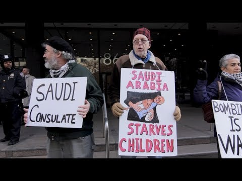 Activists on Hunger Strike Demanding End to US-Saudi War on Yemen
