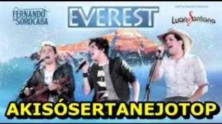 EVEREST FERNANDO E SOROCABA PART.LUAN SANTANA