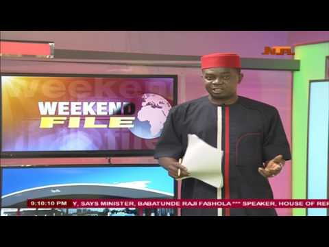 Weekend File at 9pm 15th July 2017 Focus: Flooding in Nigeria