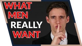 What Quality Men Want In A Woman (He'll NEVER admit #5!)
