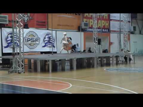 hellenic pole sport federation 2017 Grecce(HPSF)-VASIANNA