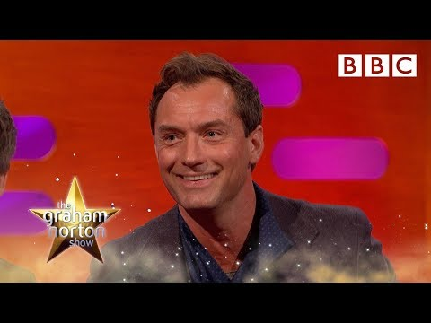 Is Jude Law the hottest wizard? - BBC