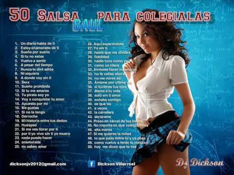 50 salsa baul vol 1