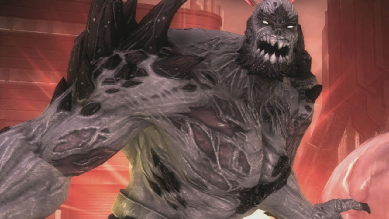 Superman, Doomsday, Flash - Blackest Night Pack 1
