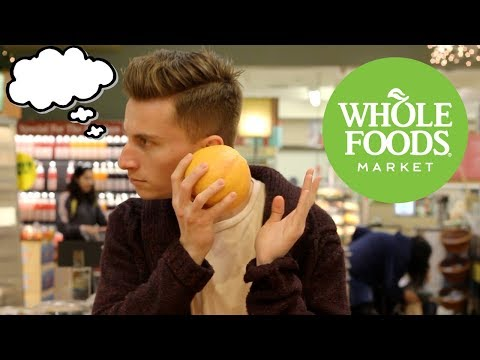 Thoughts While Shopping At Whole Foods