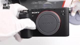 Sony A7C Body ประกันศูนย์ 05/2…
