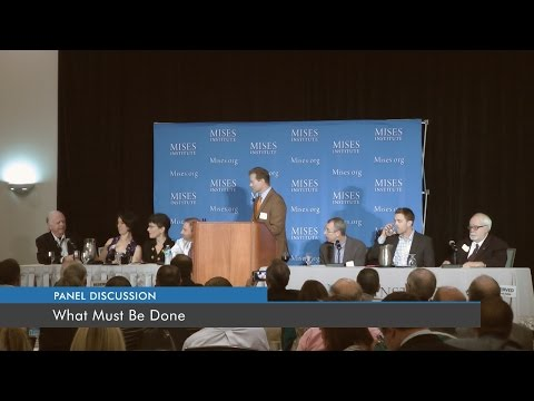 What Must Be Done | Guest Panel