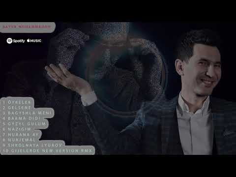 Batyr Muhammedow - Taze We Saylanan Aydymlary | Top10 / 2021