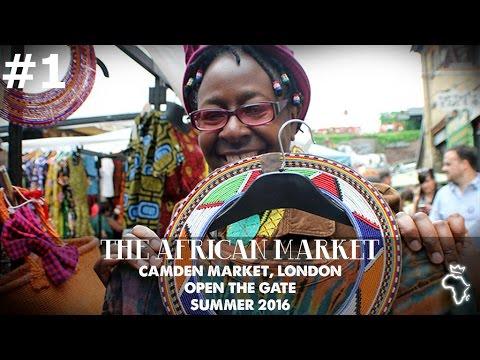 The African Market ☆ Camden Market
