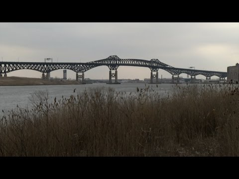 Pulaski Skyway Project Behind Schedule