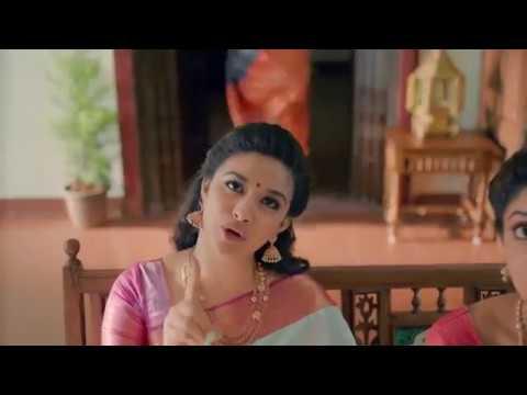 The Chennai Silks - Goddess Collection ad