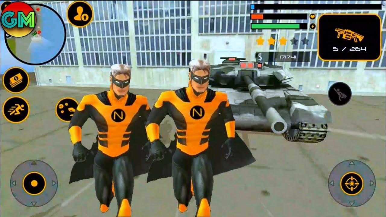 Naxeex Superhero 19 By Naxeex LLC Android GamePlay FHD,GIVZ2