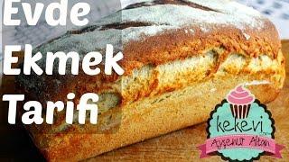 Ekmek Tarifi (Patatesli Ev Ekmeği Nasıl Yapılır?) Ayşenur Altan Yemek Tarifleri