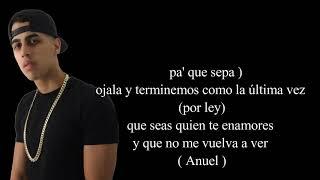 Asesina (Remix) - Brytiago, Daddy Yankee , Ozuna, Anuel AA Y Darell