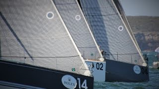 Rolex Farr 40 Worlds 2016 - Quantum Sails Race Day 2