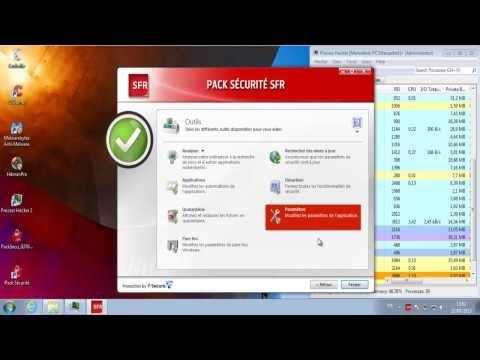 Test ashampoo antivirus 2014 funnydog tv - Pack securite sfr ...