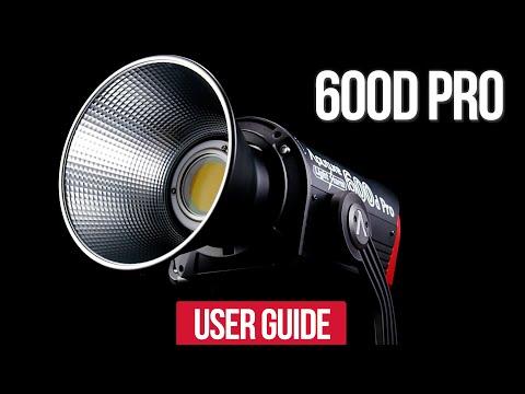 LS 600D Pro | User Guide