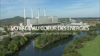 Comment une centrale thermique à cycle combiné transforme le gaz en électricité - EDF