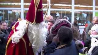 Sacré Coeur Mouscron Saint Nicolas 6 décembre 2012