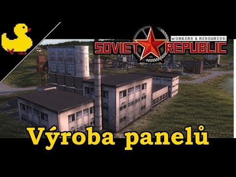 Už se blížíme k socialistické nezávislosti :D - Workers & Resources: Soviet Republic CZ #12