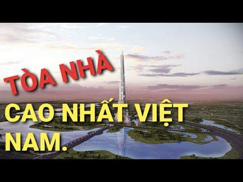 Đây là Tòa nhà cao nhất Việt Nam, Nếu được xây dựng!