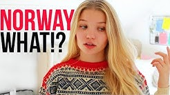 12 AMAZING Facts About NORWAY & Norwegian Girls  | MACERLY