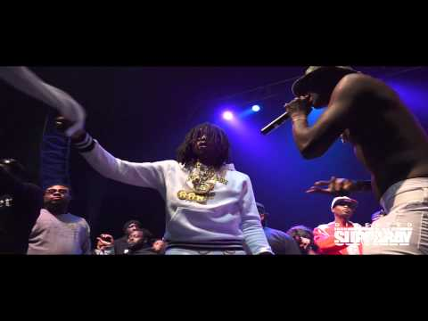 "Rich Homie Quan & Young Thug ""Lifestyle"" Performance"
