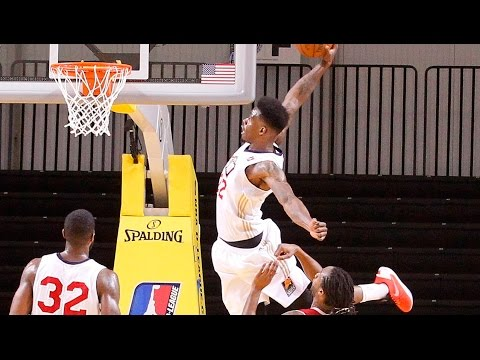 Top 10 Plays of the 2016 NBA D-League Showcase