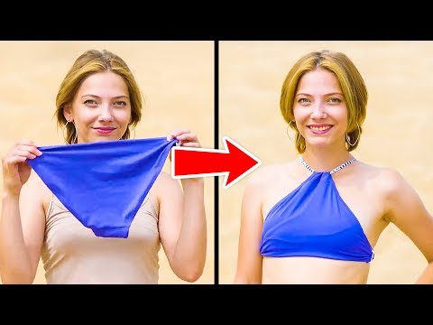 22 BEACH AND POOL SUMMER HACKS