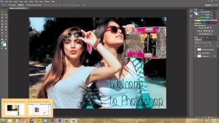 Photoshop CS6 Tutorial - 1 - Introduction