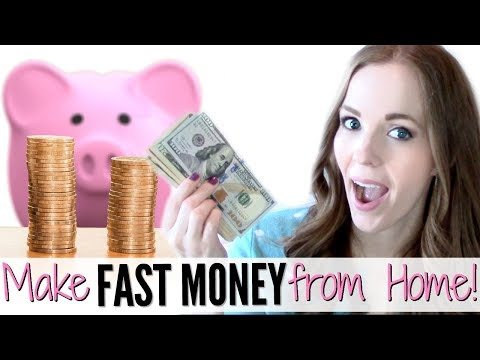 6 EASY WAYS TO MAKE MONEY FROM HOME | HOW TO MAKE MONEY ONLINE | MAKE MONEY AS A STAY AT HOME MOM,. http://bit.ly/2Q6cQQf