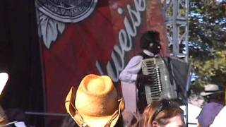 Buckwheat Zydeco @ 2011 Simi Valley Cajun & Blues Music Festival