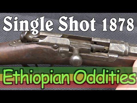 Ethiopian Oddities - Single Shot French Mle 1878 Marine