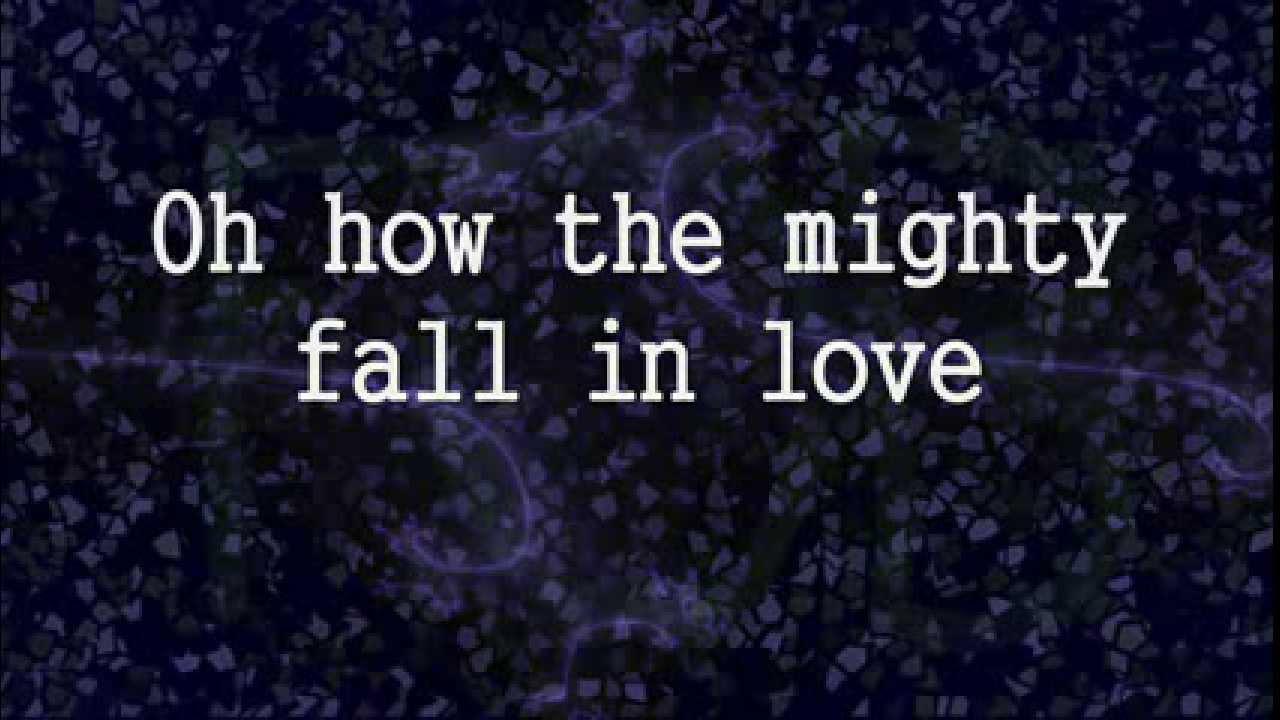 Fall Out Boy Lyric Wallpaper The Mighty Fall Fall Out Boy Ft Big Sean Lyrics Youtube