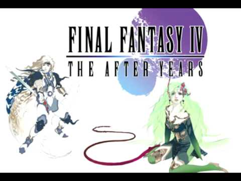 Final Fantasy IV: The After Years - Mysterious Girl Battle Music